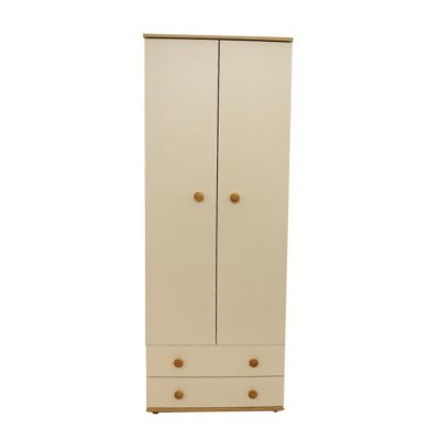Cambridge 2 Door 2 Drawer Wardrobe
