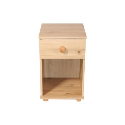 Cambridge One Drawer Bedside Cabinet